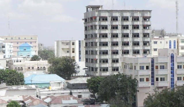 Somalia's GDP amounts to just over $5 billion